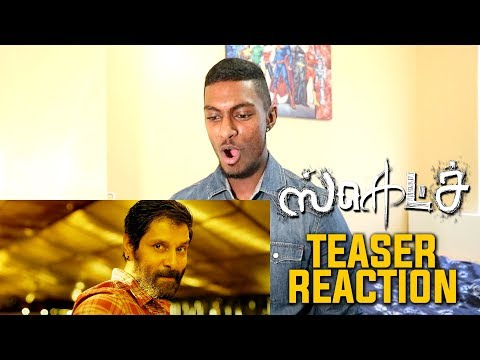 Sketch Teaser Reaction & Review | Chiyaan...