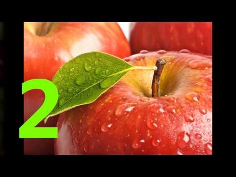 Las 10 Frutas Quema Grasa