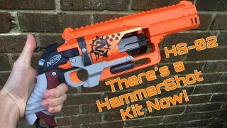 WHAT?!?!?  The HS-02 Hammershot Kit Is Real!