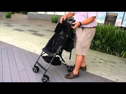 Combi F2 Plus stroller - User Review - YouTube
