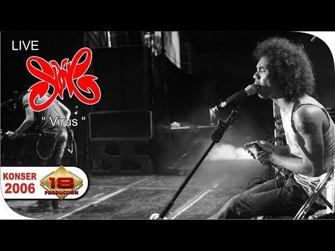 KONSER - Slank - Virus (Live Konser Lampung 27 Juni 2006)