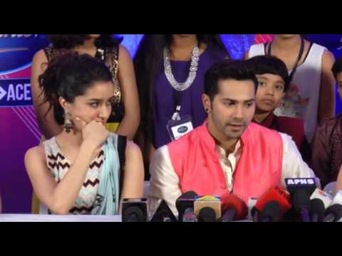 Varun Dhawan-Shraddha Kapoor Promote 'ABCD 2' on 'Indian Idol Junior 2