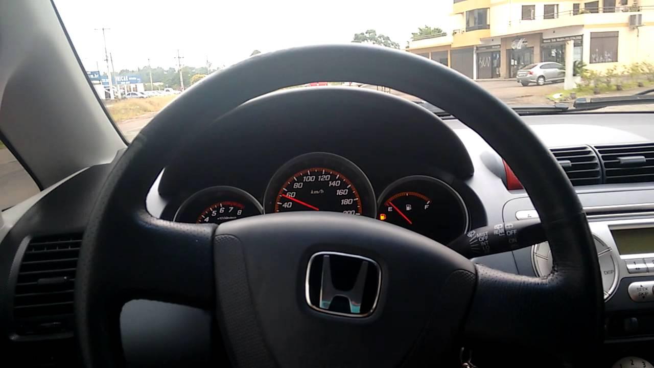 Honda fit 1 5 autom tico cvt 2008 vers o old excelente for Honda fit 0 60
