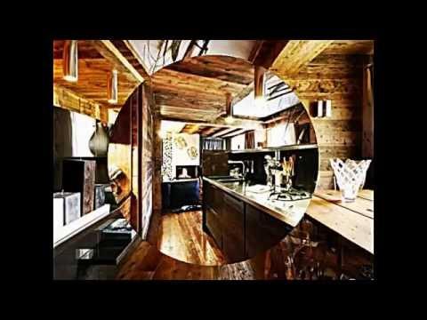 Einrichtung Ideen im Landhausstil -- Möbel und Beleuchtung kombinieren