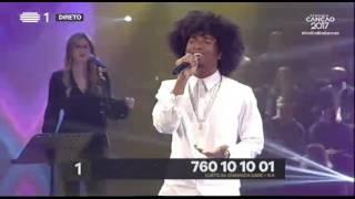 David Gomes - My Paradise - 2ª Semifinal   Festival da Canção