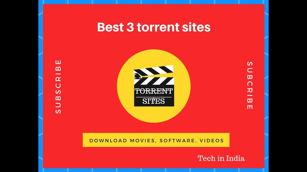 best torrent sites for movies download in india