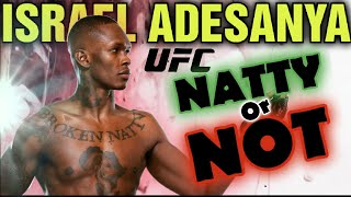 UFC || Israel Adesanya || GYNO || Natty or not???