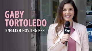 Gaby Tortoledo -  Hosting Reel (ENGLISH)