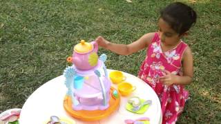 Fisher Price Toys | Servin' Surprise Tea Party Set Toy Review