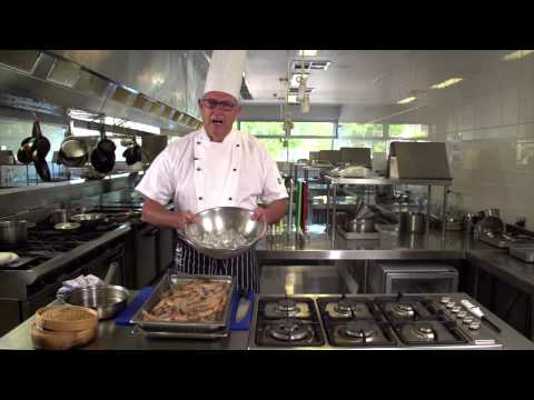 Australian Seafood All Access Chef & Hospitality Tutorial - Prawns