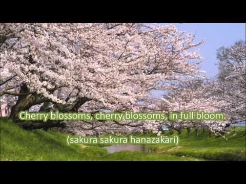 Japanese Folk Song #9: Cherry Blossoms (さくらさくら/Sakura Sakura)