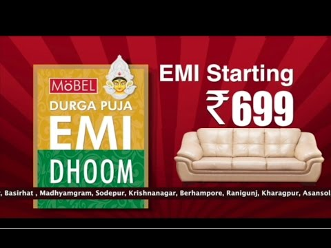 emi dhoom offer sofa set mobel furniture bengali