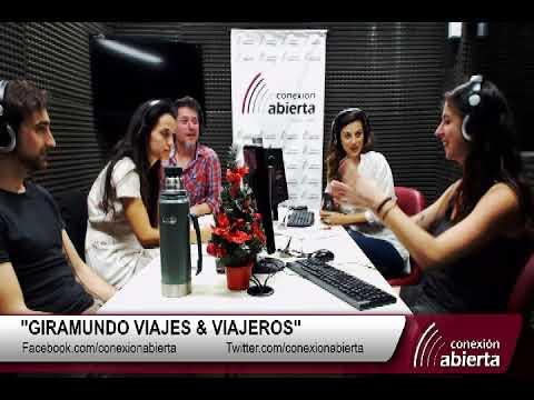 "Banda Churupaca en ""Giramundo, Viajes & Viajeros"" 23-12-17 / Radio Conexión Abierta"