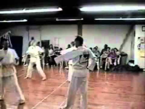 Clip   Clip kung fu hai vai cuoi dau bung lem do   Xem clip tai Video Zing