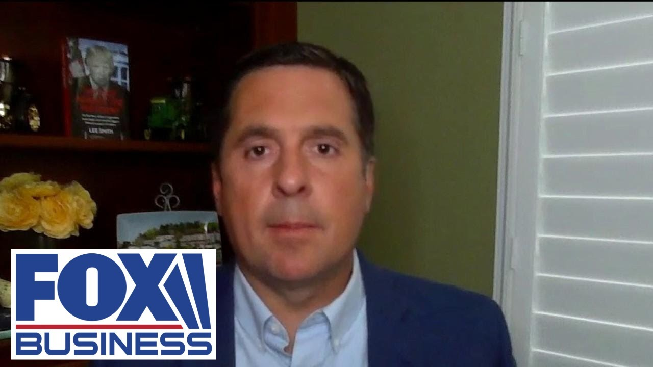 Devin Nunes on how conservatives are being 'censored'