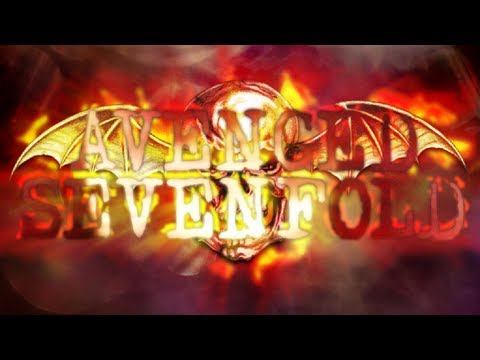 Avenged Sevenfold Wallpaper Speedpaint YouTube