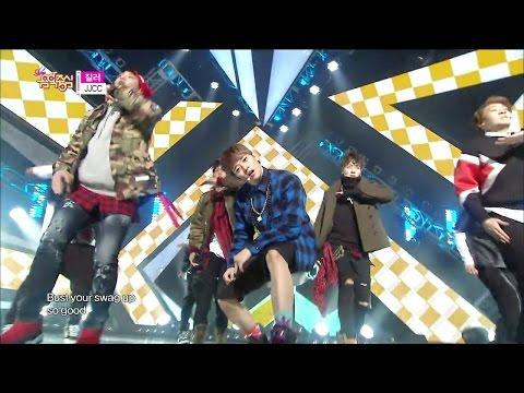 【TVPP】JJCC - Fire, 제이제이씨씨 - 질러 @ Comeback Stage, Show Music Core Live