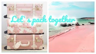 СТЯГАМ СИ БАГАЖА/Let`s Pack Together/Erika Doumbova/Ерика Думбова
