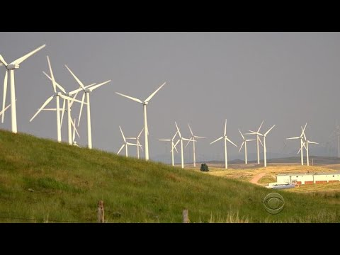 Coal bastion Wyoming sees huge growth in renewable energy jobs