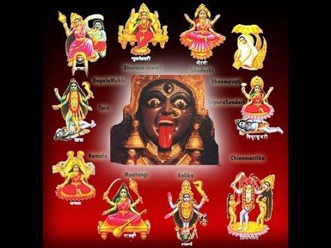 Dasa Mahavidya-दश महाविद्या-দশ মহাবিদ্যা explained by Suman Das
