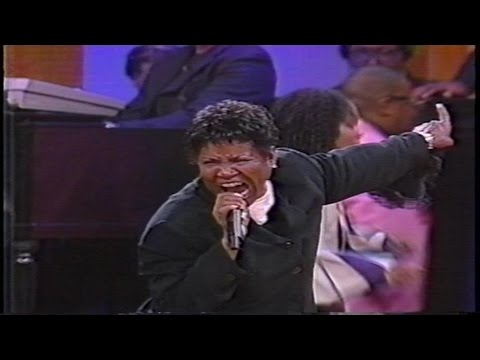 Camp Meeting 2000 ~ Friday night Part 1 ~ Juanita Bynum