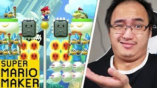 TOO EASY ! | Super Mario Maker