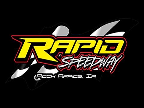 Rock Rapids Speedway - Live - 7-15-16