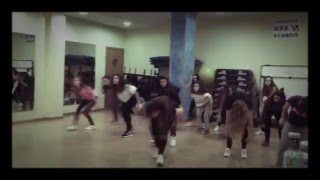 Repeat youtube video Coreografía. David Guetta & Showtek. Bad. Ft Vassy (ESCUELA DE BAILE ANA)