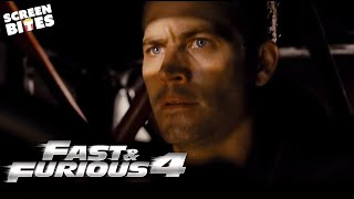 Dom Takes Revenge For Letty's Death | Dom Kills Fenix! | Fast & Furious 4 | SceneScreen