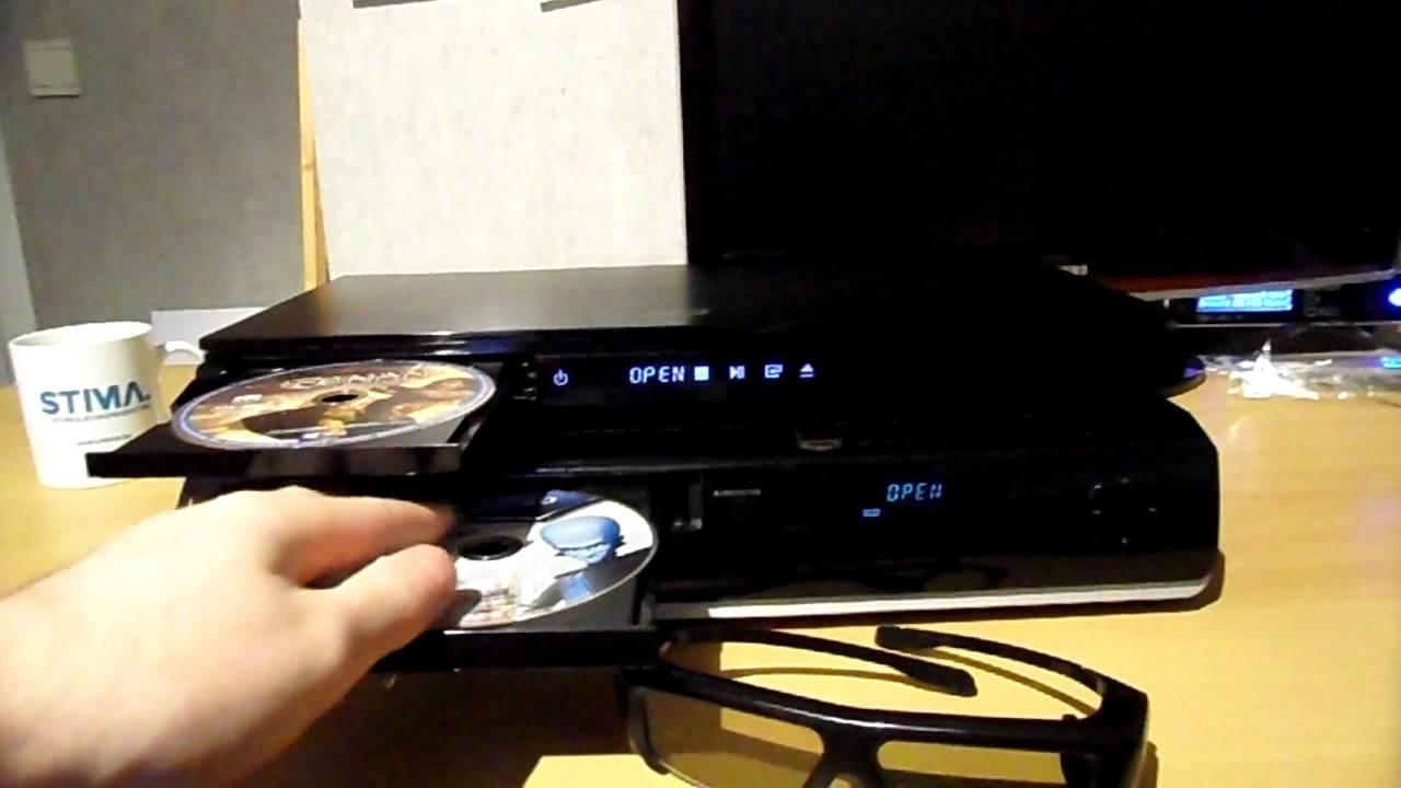 Samsung Blu Ray Bd D5500