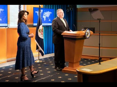 Secretary of State remarks to the press.