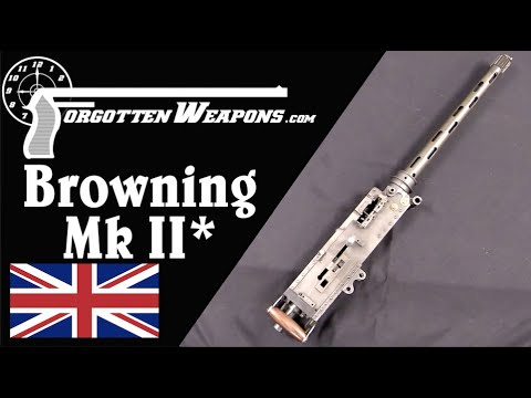 British .303 Browning Mk II* Aircraft Machine Gun