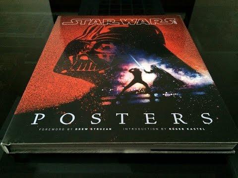 Star Wars Art Posters book