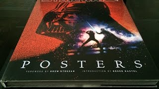 Star Wars Art Posters book