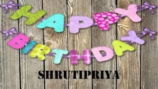 ShrutiPriya   wishes Mensajes