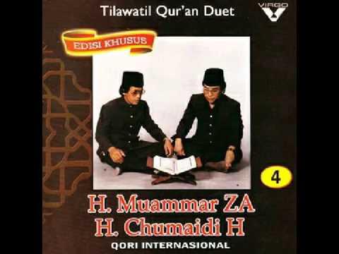 Tilawatil Quran Duet H Muammar ZA H Chumaidi H Edisi Khusus 4