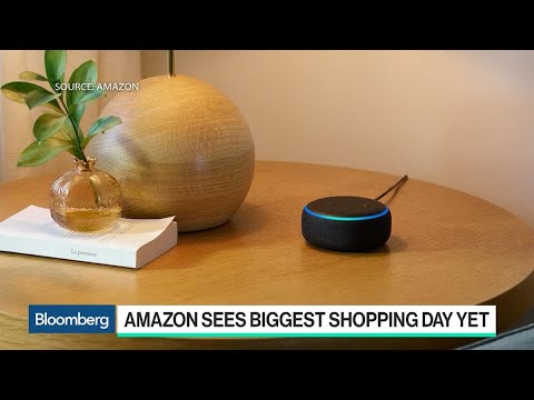 Amazon Calls Cyber Monday Biggest Shopping Day in Company History