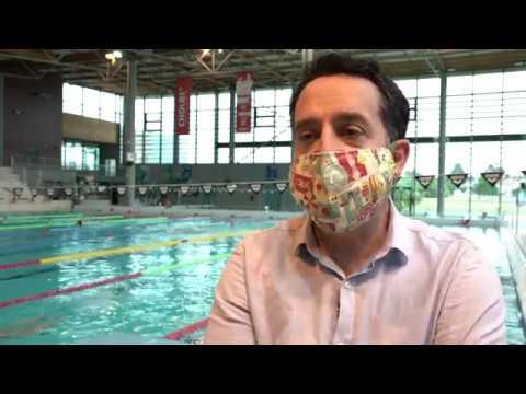 Ré-ouverture du complexe piscine, fitness, patinoire, Glisséo