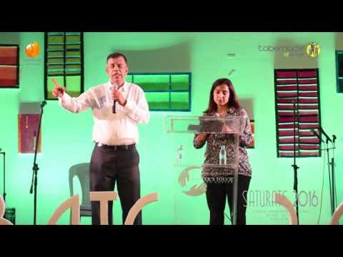 Saturate 2016 Day 07 -  Word by Pastors Deepak & Tanuja Melwani