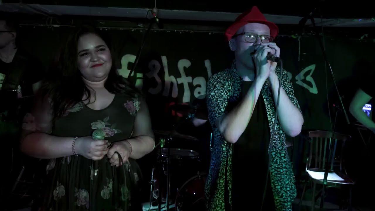 ГЛОМ! feat. ВАРЯ СЧАСТЛИВАЯ - Щёки Щуки (live)