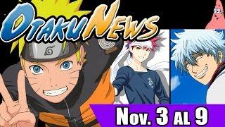 OtakuNews | Naruto, Shokugeki no Soma, Gintama y mas!