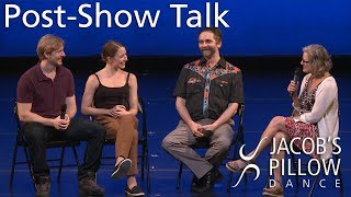 Post-Show Talk: Houston Ballet | Jacob's Pillow Dance Festival 2018