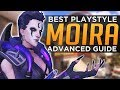 Overwatch: BEST Moira Playstyle - Advanced Guide