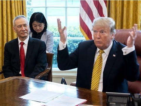 《今日点击》习近平再反悔:有协议就不能有关税-川普烦了