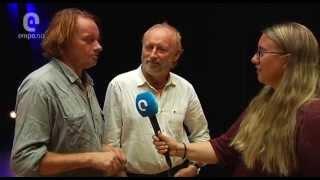 Jan Eggum og Halvdan Sivertsen