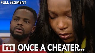 We re married I hope you re not messing with your ex The Maury Show