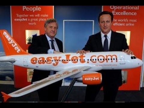 EasyJet Turning Europe Orange