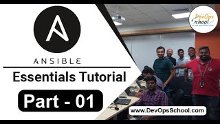 Ansible Essentials Tutorial ( Part - 01 ) - Ansible Essentials Tutorial for beginners - March 2019