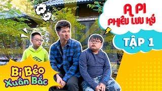 A Pi Phiêu Lưu Ký Tập 1 - Hà Nội 36 Phố Phường