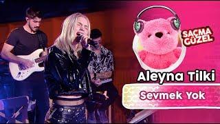 Aleyna Tilki - Sevmek Yok | FreeZone Stüdyo'da